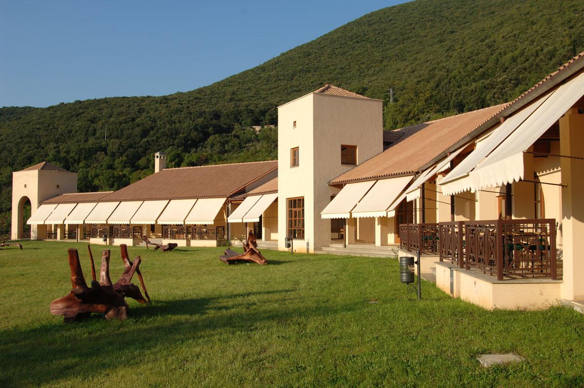 Tenuta La Tacita location per matrimoni Roma
