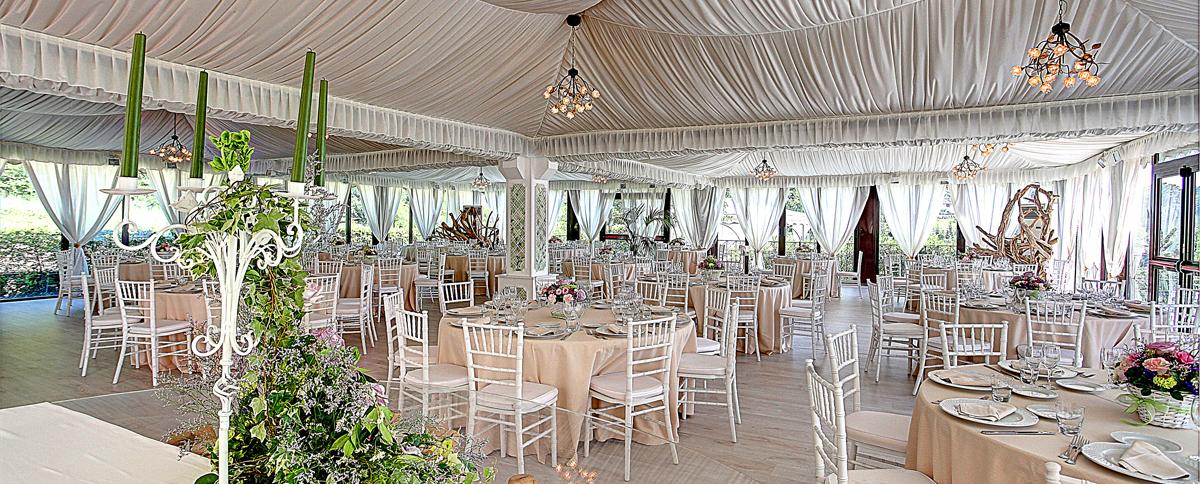 location matrimonio sala belvedere