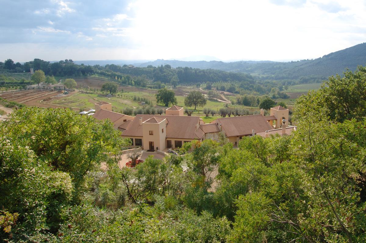 Tenuta La Tacita location matrimoni Roma