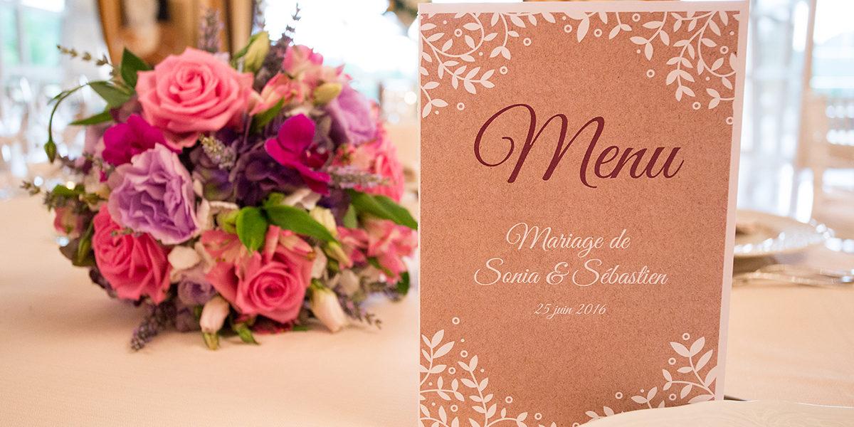Idee Per Matrimonio Rustico : Menu matrimonio consigli e idee per la scelta del