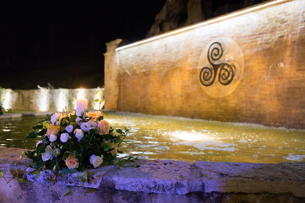 Tenuta La Tacita Ville matrimoni Roma