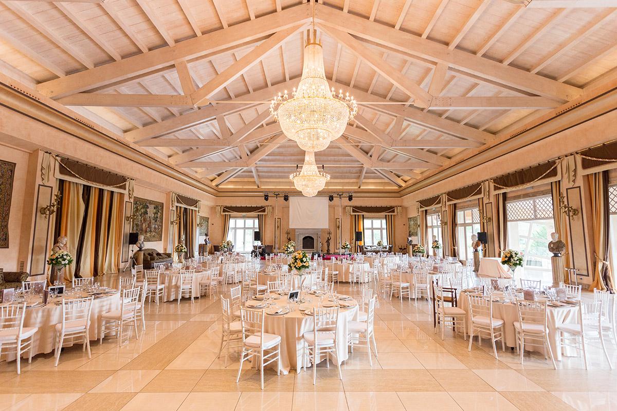 Palazzo della limonaia ville per matrimoni a pochi passi for Sale arredate
