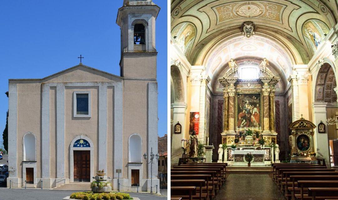 Matrimonio in Sabina: ecco le 10 chiese più suggestive preferite dagli sposi