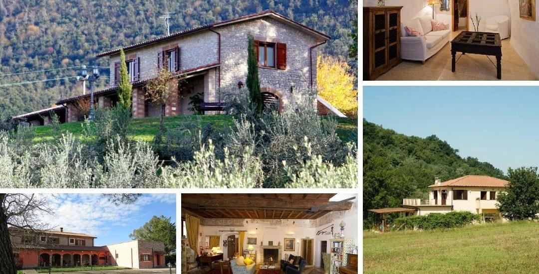 Sposarsi in Sabina: guida alle 10 strutture più belle in cui soggiornare