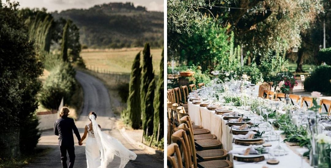 Matrimonio in campagna: 7 consigli per organizzare al meglio le tue nozze