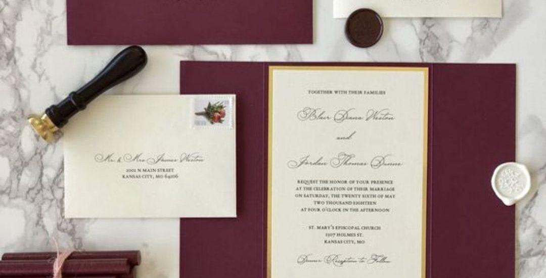 Come scrivere le partecipazioni di matrimonio: guida in 3 step per non sbagliare