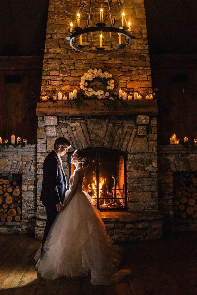 matrimonio spostato in inverno